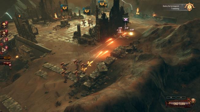 Započala tahová bitva Blood Angels a Tyranidů ve strategii Warhammer 40,000: Battlesector