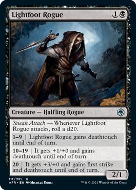 Magic: The Gathering Rogue