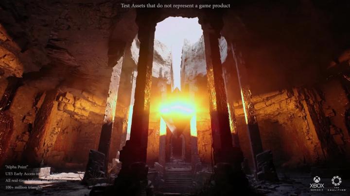 Studio The Coalition ukazuje možnosti Unreal Enginu 5 na novém Xboxu