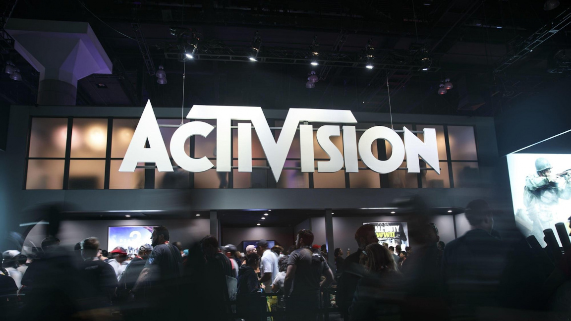 Příliš nízké mimosoudní vyrovnání? Podle odborářů by měl Activision Blizzard zaplatit mnohem víc