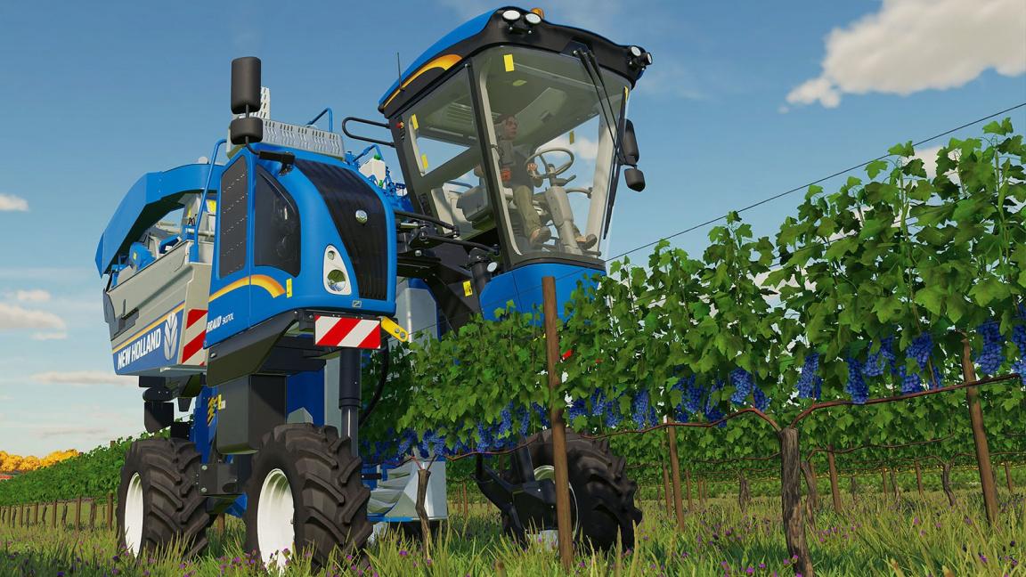 FarmCon přinesl spoustu informací o letošním Farming Simulatoru 22