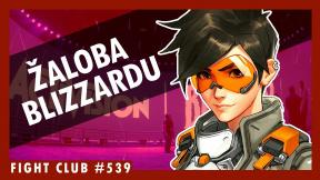 Fight Club #539: O žalobě proti Blizzardu a remake Dead Space