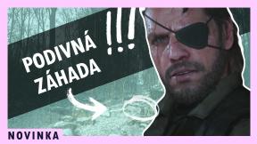 Záhadná konspirace: Chystá se nový Silent Hill nebo Metal Gear Solid? - novinka