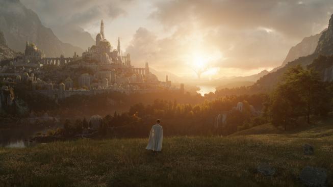 Seriál Pán prstenů - Valinor