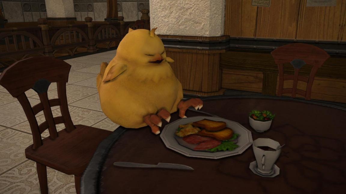 Slaninový chléb, sušenky i suši. Final Fantasy XIV dostává vlastní kuchařku