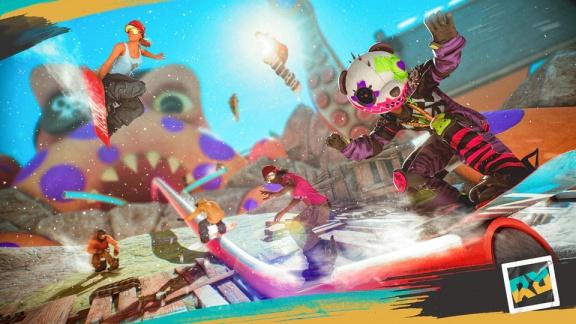 Ubisoft chystá další veřejnou ochutnávku Riders Republic