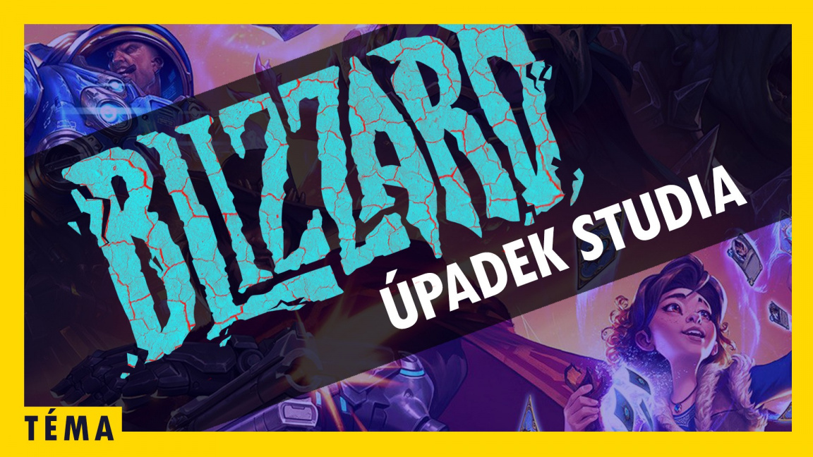 Blizzard – 3 roky postupného úpadku