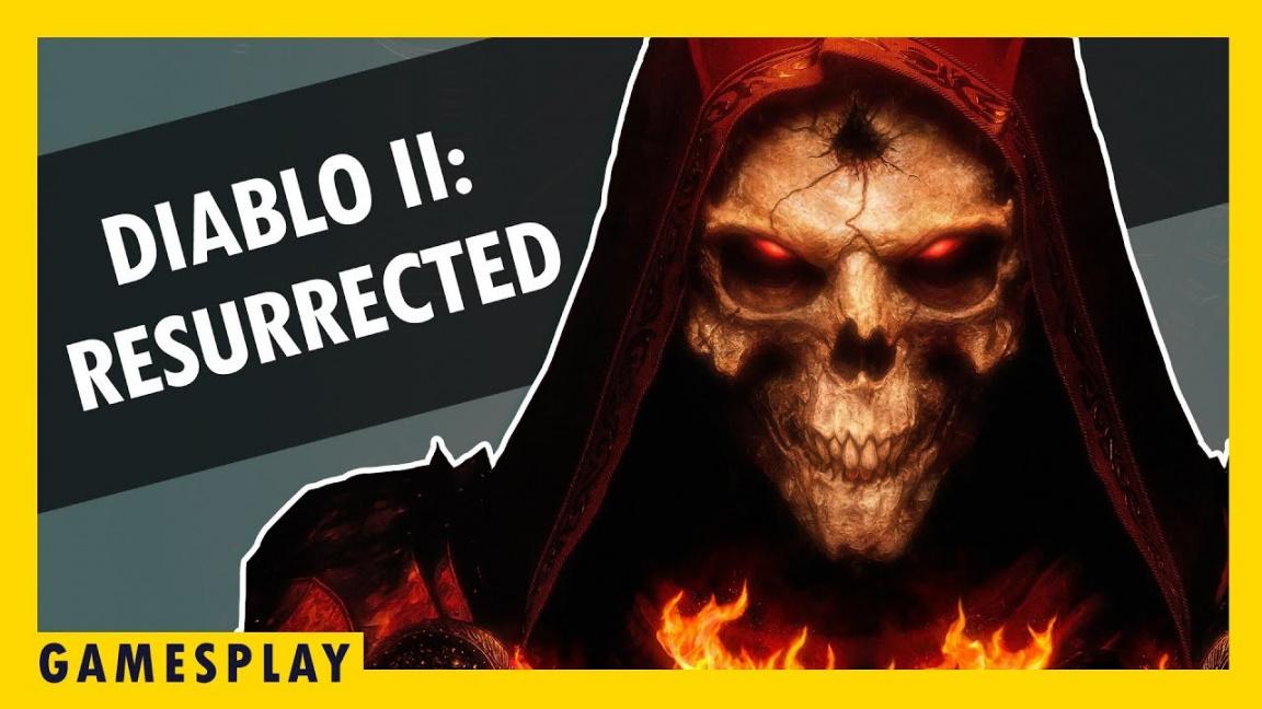 GamesPlay – hrajeme betu Diablo II Resurrected