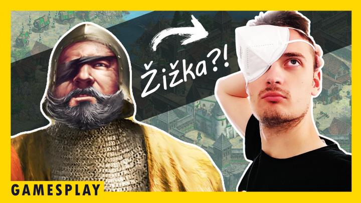 GamesPlay – hrajeme za Jana Žižku v Age of Empires II