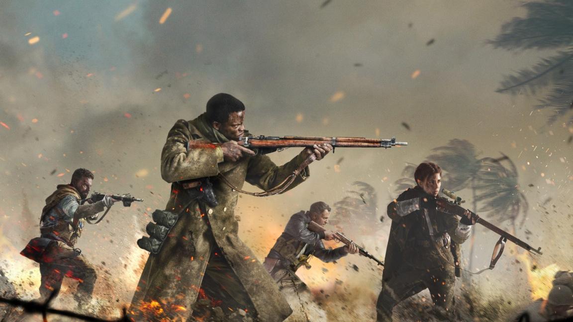 Call of Duty: Vanguard představuje své hrdiny v příběhovém traileru