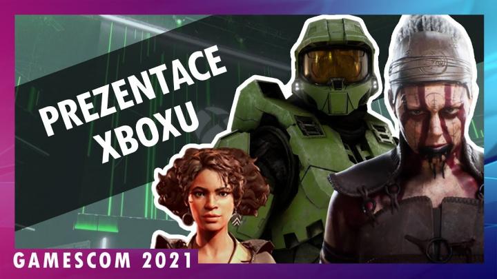 Sledujte Xbox Gamescom Show s českým komentářem živě od 18:45