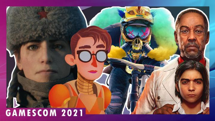 Sledujte stream uvítacího večera Gamescom 2021 s českým komentářem živě od 19:45