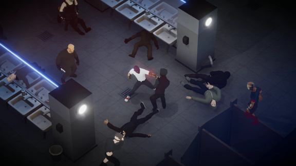 Midnight Fight Express předvádí famózní bojové kreace