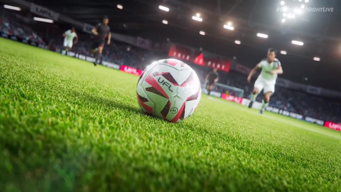 FIFA a PES mají nového konkurenta – fotbalovou simulaci UFL