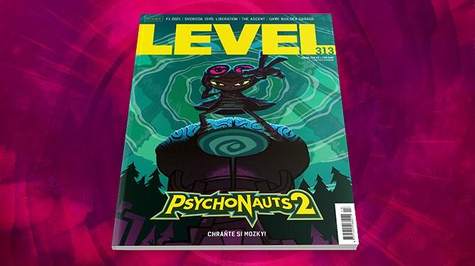 LEVEL #313: Chraňte si mozky!