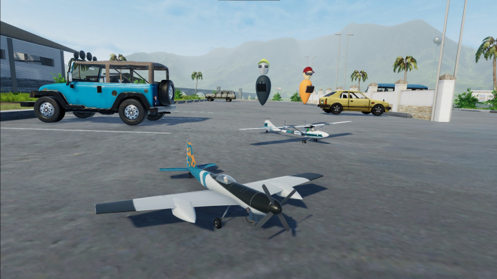 Pusťte se do tvorby letadel v early accessu Balsa Flight Model Simulator od tvůrce Kerbalů