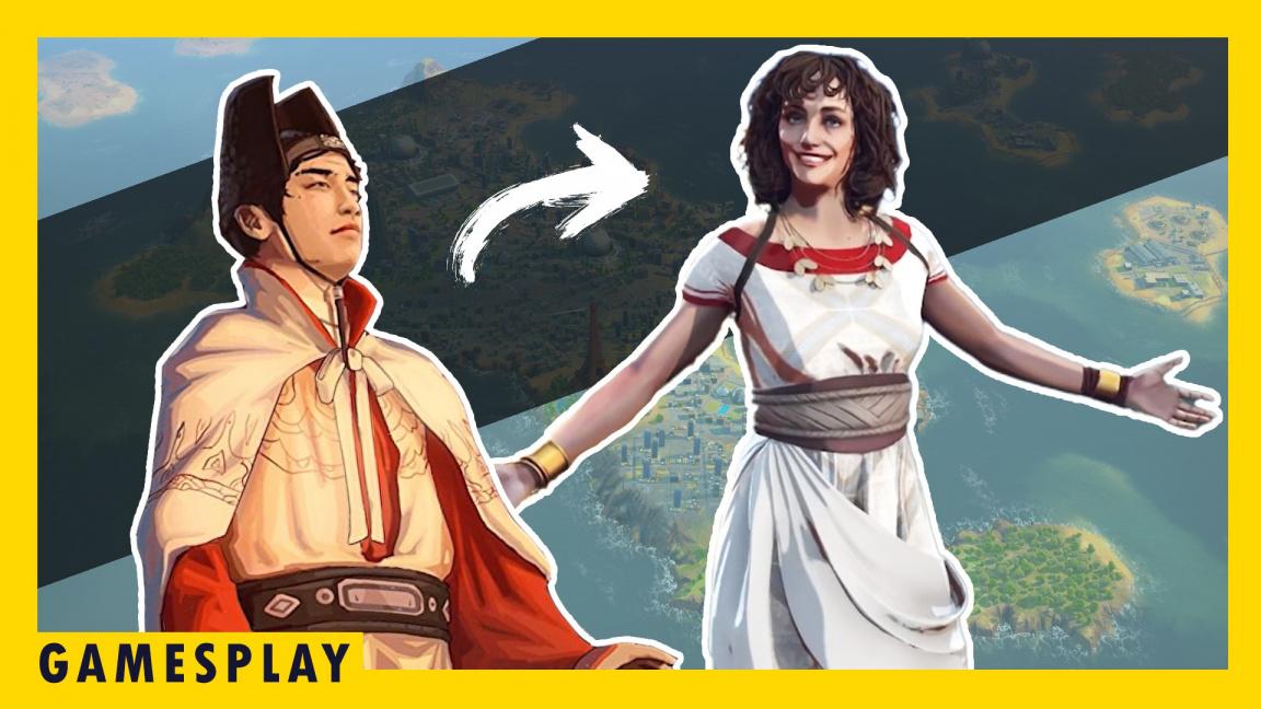GamesPlay – hrajeme vyzyvatele Civilizace, strategii Humankind