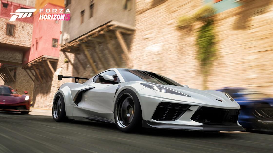 Forza Horizon 5 odhaluje vydatný seznam 426 aut, která si prohlédnete s ray-tracingem
