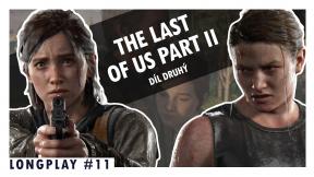 LongPlay - The Last of Us jedenáctá epizoda