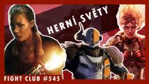 Fight Club #545: O hrách, co nechceme hrát, ale jejich světy nás fascinují