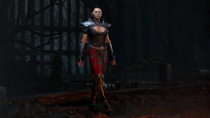 Mazaná vražedkyně s ocelovými drápy čelí přesile v traileru na Diablo II: Resurrected