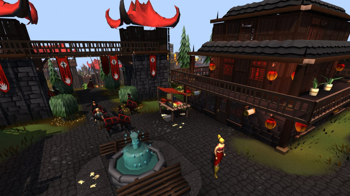 Tvůrci RuneScape po protestu hráčů ruší zrušení omlazujícího modu RuneLite HD