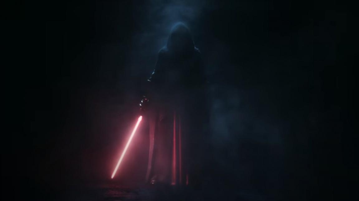 Stiskněte kolečko pro světelný meč. Quantic Dream údajně dělá hru s licencí Star Wars
