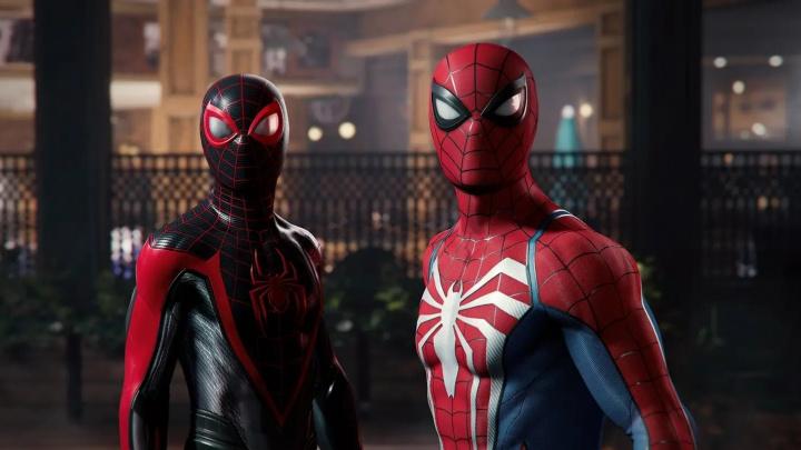 Peter Parker a Miles Morales budou společně čelit Venomovi v pokračování Spider-Man 2
