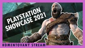 Komentovaný stream - PlayStation Showcase 2021