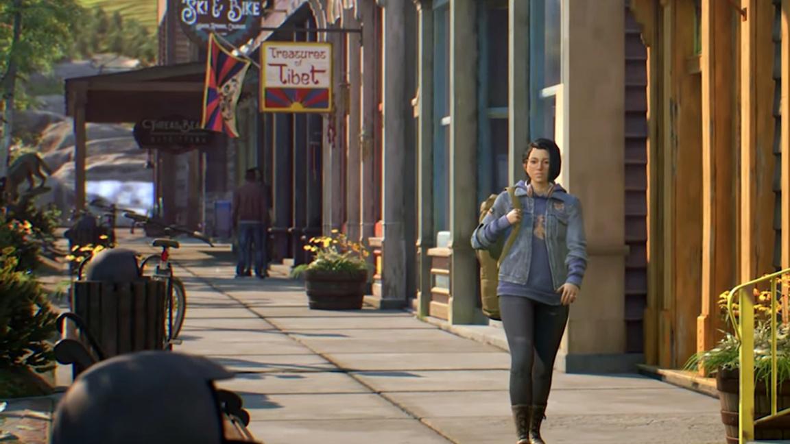 Life is Strange: True Colors schytává negativní hodnocení od čínských hráčů. Kvůli vlajce