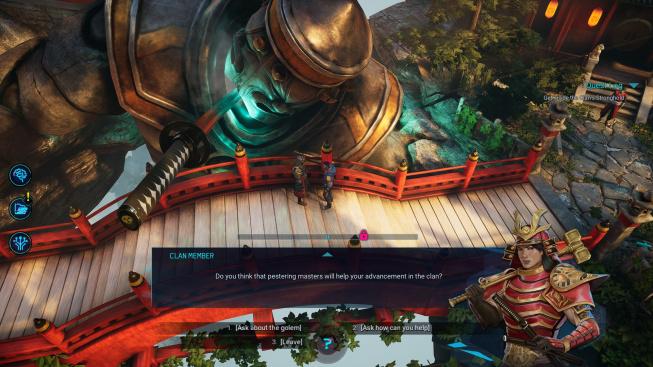 Zahrajte si na detektiva v kyberpunkovém izometrickém RPG Gamedec