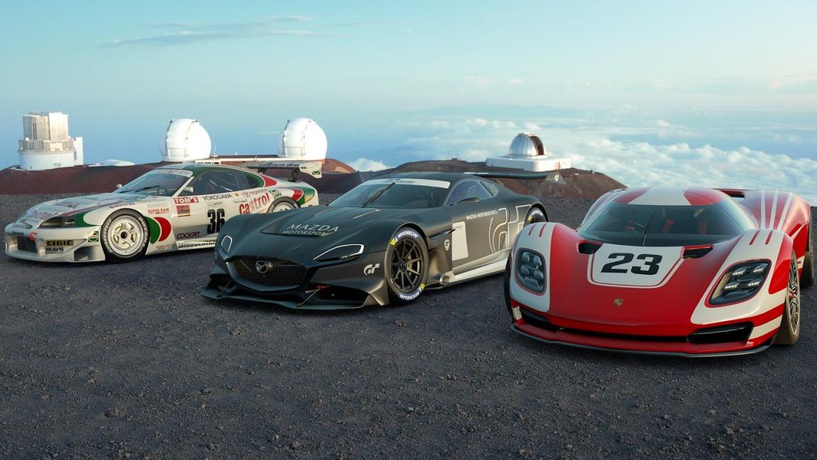 Sony zveřejnilo předobjednávkové bonusy pro Gran Turismo 7