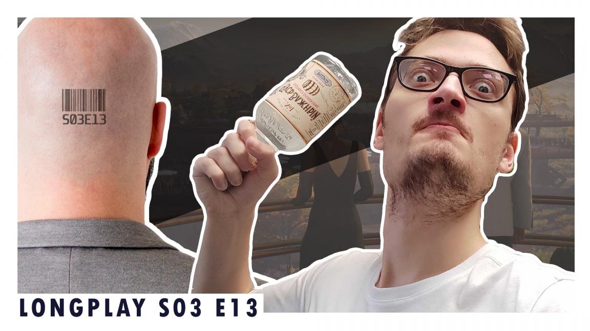 LongPlay – Hitman 3: Ve 14:00 jde Vašek do předposlední mise