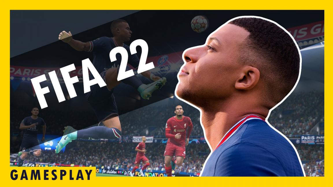GamesPlay - hrajeme FIFA 22, jednoznačného vítěze letošního fotbalového duelu