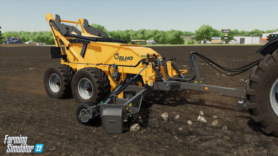 Ve Farming Simulatoru 22 vás čeká trojice nových systémů týkajících se půdy