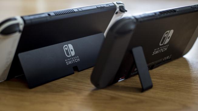 Nintendo Switch - OLED Model