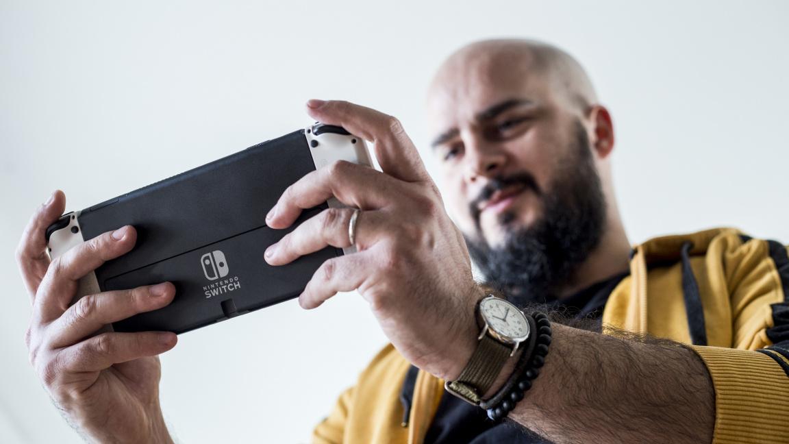 Nintendo Switch – recenze nového OLED Modelu