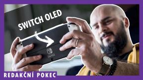 Jak se povedl OLED model Nintendo Switche? - redakční pokec