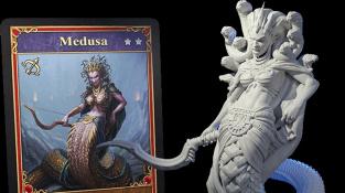 Chystá se deskovka podle Heroes of Might and Magic III. Její figurky jsou nádherné