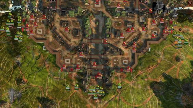 Total War: Warhammer III - obléhání