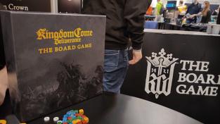 Příběhová deskovka Kingdom Come: Deliverance hýří potenciálem
