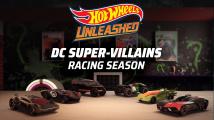 Hot Wheels Unleashed - DC Super-Villains Racing Season