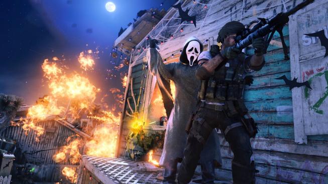 Halloween dorazil do Call of Duty a hráči už jsou naštvaní