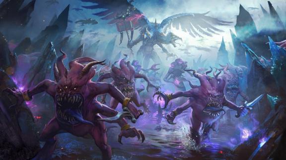Obléhání v Total War: Warhammer III vypadají naprosto epicky