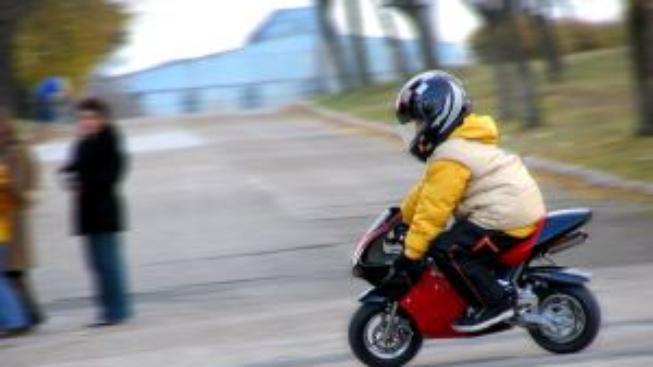 Nepojištěná malá motorka se může v případě nehody prodražit. Foto:sxc.hu