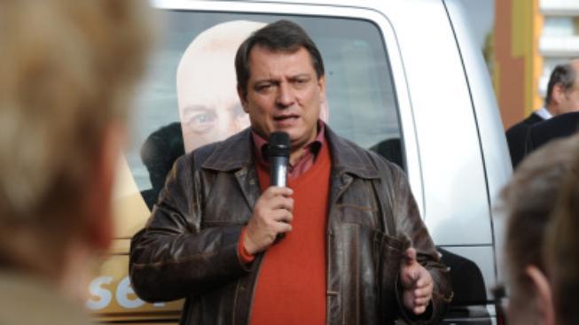 Foto: Jiří Paroubek, ČSSD