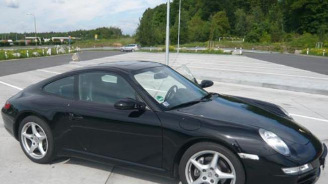 Porsche 911, Foto: Profit