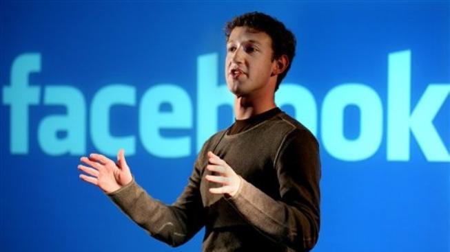 Facebook udělal z Marka Zuckerberga nejmladšího miliardáře, Foto: aftnews.com