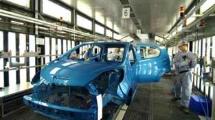 Výroba aut v Česku, Foto: TPCA