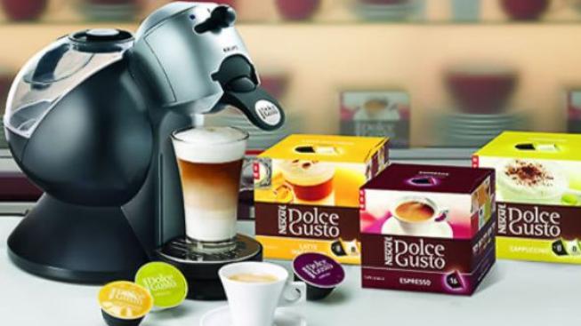 Dolce gusto, Nespresso a další kávovary, Ilustrační foto:Nescafé